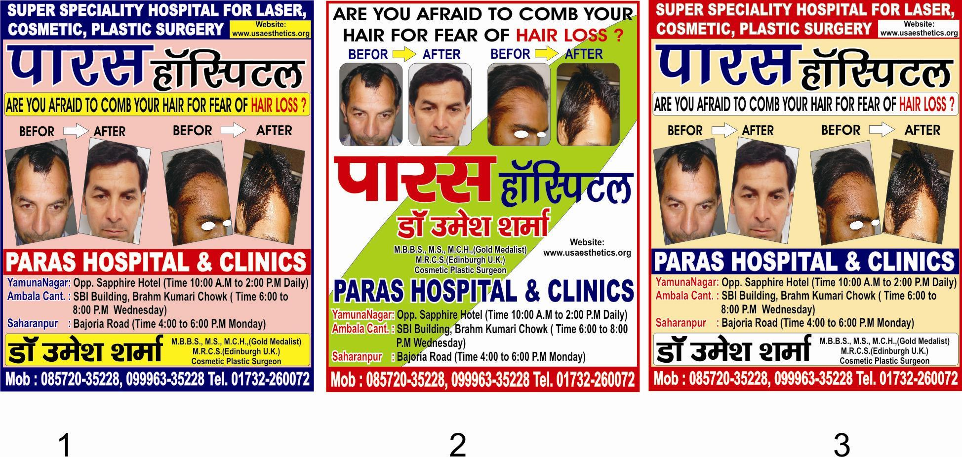 Best Hair Transplant in Haryana
